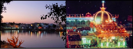 The Sufi sacred city of Ajmer