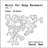 Music for Deep Movement cd cover
