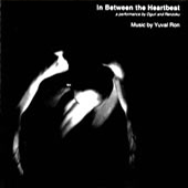 In Between the Heartbeat cd cover