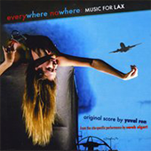 Music for LAX cd cover