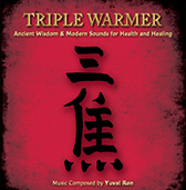 Triple Warmer cd cover