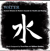 water cd cover