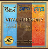 Vital Harmony cd cover
