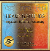 Healing Sounds cd cover