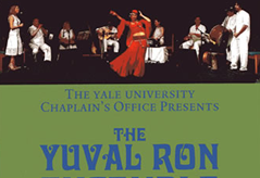 Yale University presents The Yuval Ron Ensemble