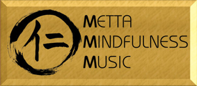 Body and mind - metta mindfulness music logo