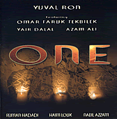 CD cover for One by Yuval Ron