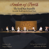 Seeker of Truth cd cover