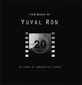 Film Music of Yuval Ron cd cover