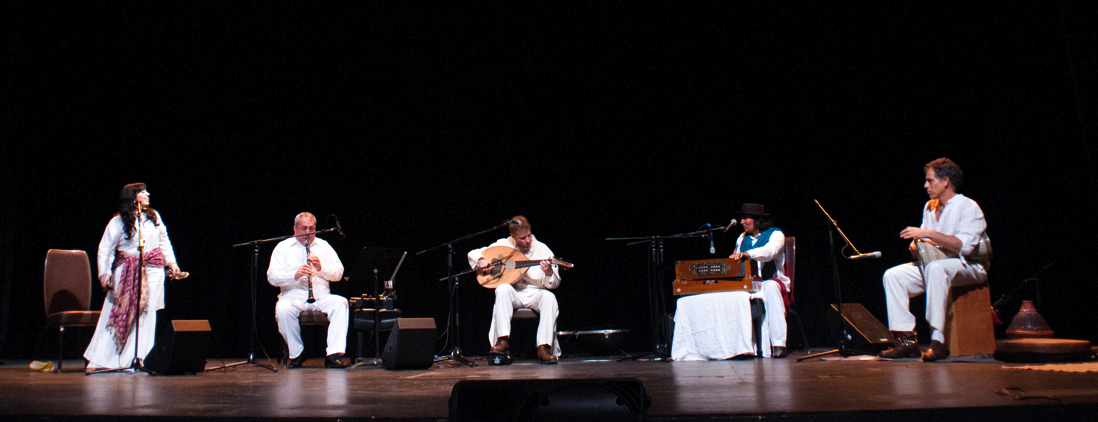 Yuval Ron Ensemble photo