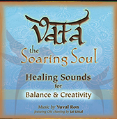 Vata the Soaring Soul cd cover