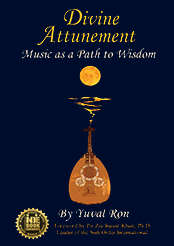 Divine Attunement: Music as a Path to Wisdom by Yuval Ron book cover