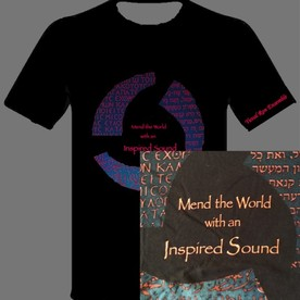 Mend the World with an Inspired Sound Shirt Picture